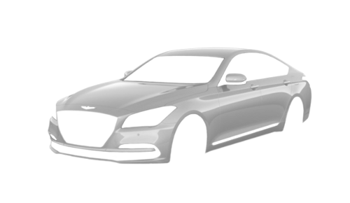 Цвета кузова Genesis G80