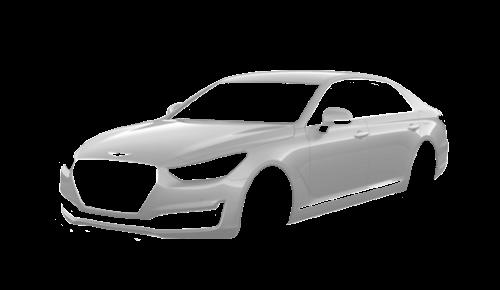 Цвета кузова Genesis G90